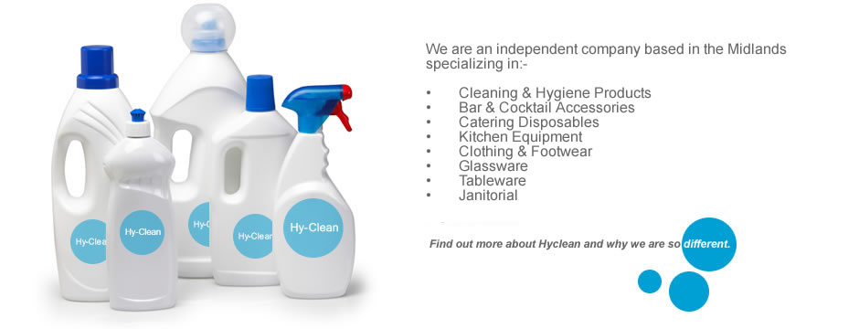 Hy-clean Supplies was formed in 2011 with a view to supplying chemicals and disposables to the hospitality and catering industry. As our business has grown our range has expanded to […]